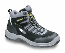 WORKFORCE WF 70-P STEEL TOE SAFETY WORK BOOTS - Black