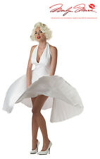 Adult Sexy Deluxe Marilyn Monroe Dress Costume