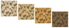 Pinecone Trail Prepasted Wallpaper Wall Covering Clearance~ Color Choice