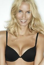 Wonderbra Lingerie T Shirt Gel Bra 7925 BLACK