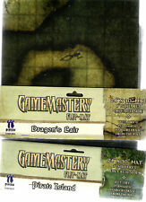 D&D 3.7E 3E D20 GAME MASTERY FLIP MAT MAP PACK MULTI