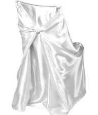 1 Satin Universal Chair Cover