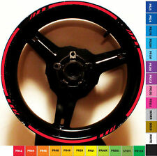 RIM STRIPE WHEEL DECAL TAPE HONDA CBR 1000RR FIREBLADE