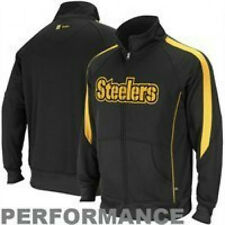 PITTSBURGH STEELERS TAILGATE TIME ADULT TRACK JACKET NEW