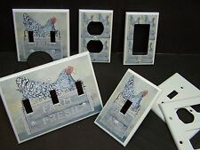 COUNTRY CHICKEN HEN  FARM FRESH NESTER #1  LIGHT SWITCH OR OUTLET COVER