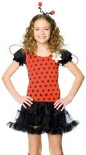 Kids Child Ladybug Halloween Costume Cute Animal Outfit