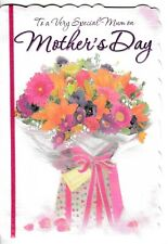 traditional MUM mother's day card - 5 x mothers day cards to choose from!