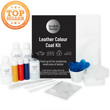 Leather Colour Coat Re-Colouring Kit / Dye Stain Pigment Paint
