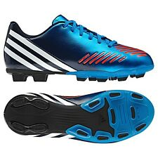 adidas Predito LZTRX FG 2012 Soccer Shoes Royal/White/Red  Brnd New  KIDS- YOUTH