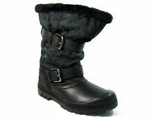 New Coach Signature Women HOLIWAY Winter Snow Boots Shoes Flats Multi Sizes