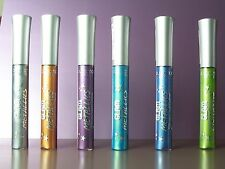 C2000 fast stroke glam metallics Bourjois Rimmel CCUK liquid eye liners  SEALED