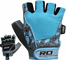 RDX Ladies Gel Gloves Fitness Women Gym Wear Exercise Workout Training Cycling C