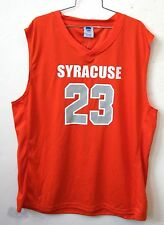 SYRACUSE ORANGE NCAA BASKETBALL JERSEY #23 BIG SIZES 2X 3X NWT