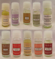 Bath & Body Works Slatkin Home Fragrance Oil U PICK Favorite Scent  NEW