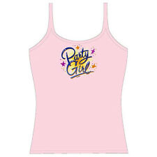 Party Girl Tank Top, Spaghetti Strap, Funny, Sexy