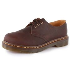 Dr. Martens 1461 Pw 11839220 Unisex Laced Leather Shoes Brown