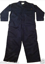 MENS OVERALLS BOILER SUITS WORK WEAR MECHANICS DIY PAINTERS COLLEGE SIZE S-XXXXL