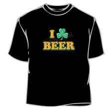 St. Patrick's Day I Love Irish Beer T-Shirt