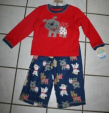 New Boys Child of Mine by Carter's 2 Pc Pajamas ~Mom's Sloppy Kisser~ Inf & Tod