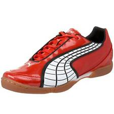 Puma v 5.10 I IT Indoor 2010 Indoor Soccer Shoes Brand New Red / White / Black