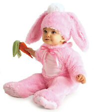 Infant Pink Wabbit Rabbit Animal Costume Halloween