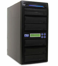 ProDuplicator 5 Burner SATA CD DVD Duplicator Disk Copier Burner Tower Machine