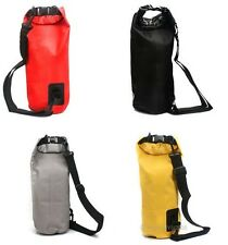 5/10/15/20/25/30L Waterproof Dry Bag For Canoe Floating Boating Kayaking Camping