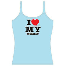 I love My Mommy, Women's Tank Top, Mothers, Mothers Day