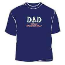 The Man Behind Belly Dad T-Shirt,Mother's Day T-Shirt, Mother Tee, Mother T-Shir