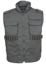 tactical ranger vest with hood hoodie olive drab rothco 7566