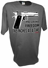 1911 2nd Amendment 45 Auto Colt Pro Gun Firearms Ar15 Assault Rifle M16 Ak47 Tee