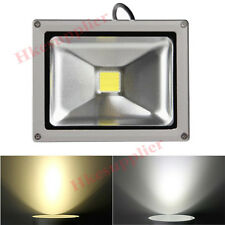 10W Cool / Warm White High Power LED Flood Light Lamp Outdoor Waterproof 85-265V