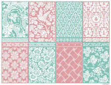 Cuttlebug EMBOSSING FOLDERS & Borders by Anna Griffin - UNIQUE & BEAUTIFUL!!!