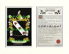 GILFOYLE to GOGARTY - Your Family Coat of Arms Crest & History