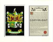 O'SHANESY to PARKE - Your Family Coat of Arms Crest & History