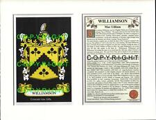 WALKER to WILSON - Your Family Coat of Arms Crest & History