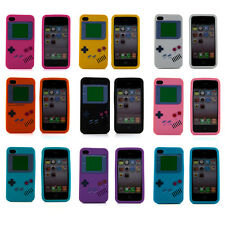 Flexible Durable Gameboy Soft Case For Apple iPhone 4 4S