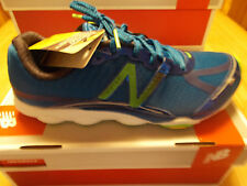 NEW BALANCE MEN'S M1010 RUNNING SHOES MINIMUS BLUE  NEW IN BOX SIZE 13