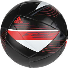 adidas F 50 Xite 2013 Soccer Ball Brand New Coral Black / Red / White