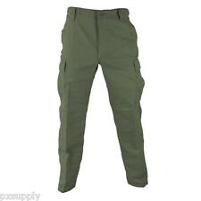 pants military bdu cargo trousers olive propper f5250 genuine gear poly cotton