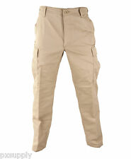 pants military bdu cargo trousers khaki propper f5250 genuine gear rip stop