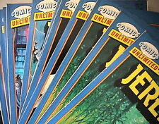 Auswahl - COMICS UNLIMITED 1 - 12 Softcover  ( Ehapa 1986 - 1987 )