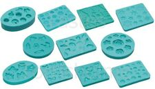 Kitchen Craft Flexible Detailed Silicone Cake Decorating Fondant Icing Mould