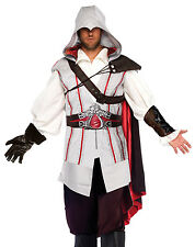 Mens Assassins Creed 2 Ezio Cosplay Halloween Costume