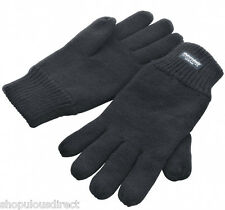 Gants Tricot Chauds Doublure Thermique Thinsulate Hiver