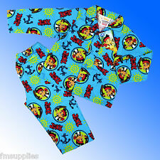 Boys Jake and the Neverland Pirates Pyjamas Age 12 Months-4 Years*Fast 1st Class
