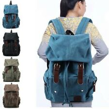 Vintage Fashion Canvas Unisex Super Personality Travelling Bag Campus Backpack