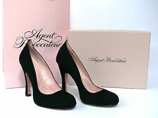 AGENT PROVOCATEUR BLACK VYVIANNE SHOES ALL SIZE AVAILABLE BNIB RRP £195