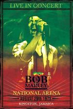 New Live in Concert Bob Marley Poster