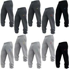 NIKE FLEECE JOGGINGHOSE HOSE CUFFED SWEATHOSE TRAININGSHOSE FREIZEITHOSE